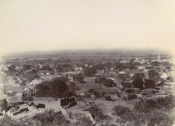 Panoramic view of Junagadh from the old fortress 2669